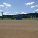 東由利野球場改修1期工事